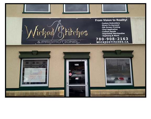 Wicked Stitches - Spruce Grove